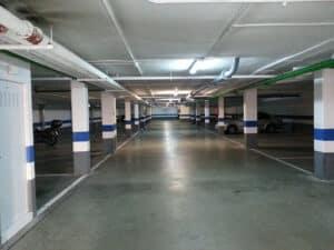 Limpiezas Sanaza Zaragoza - garaje