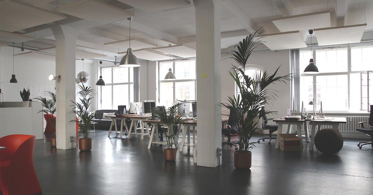 protocolo de limpieza de oficinas