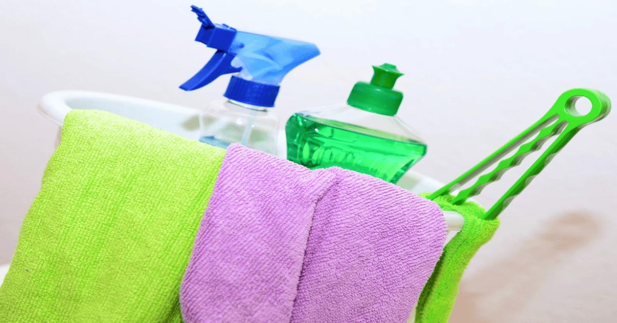 tener una casa limpia
